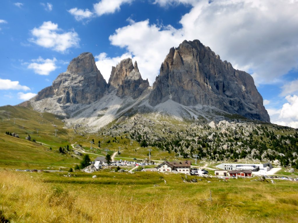 10 of the Most Beautiful Places in the World, Dolomites, Italy