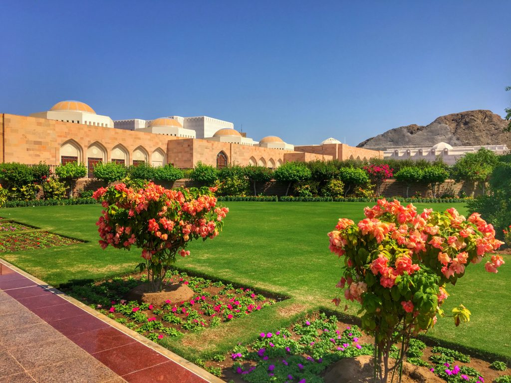 5 Awesome Things to do in Muscat, Oman, Muscat, Azamara, Middle East, Old Muscat, Sultans Palace