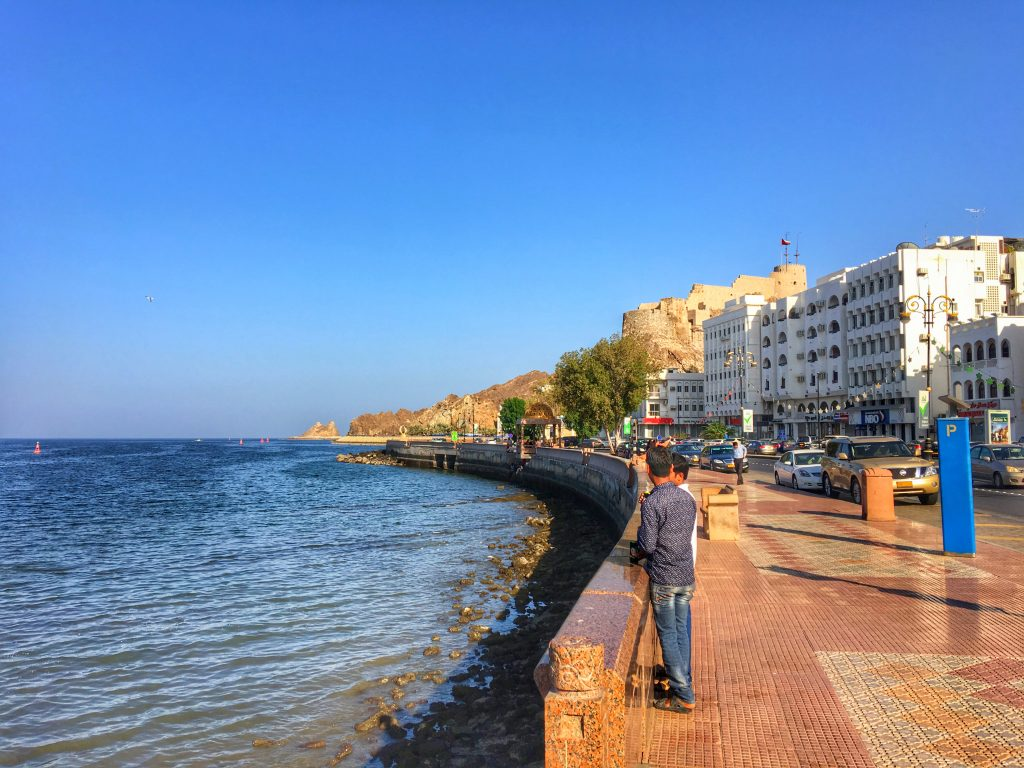 5 Awesome Things to do in Muscat, Oman, Muscat, Azamara, Middle East, Old Muscat, Corniche