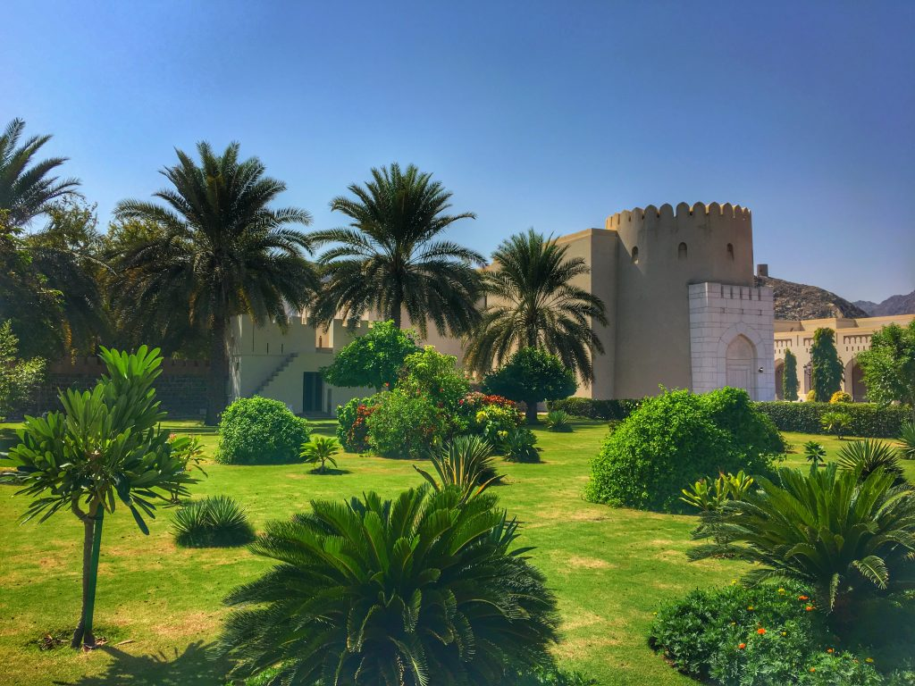 5 Awesome Things to do in Muscat, Oman, Muscat, Azamara, Middle East, Old Muscat, Sultans Palace, green