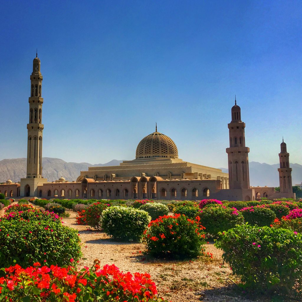 5 Awesome Things to do in Muscat, Oman, Muscat, Azamara, Middle East, Grand Mosque