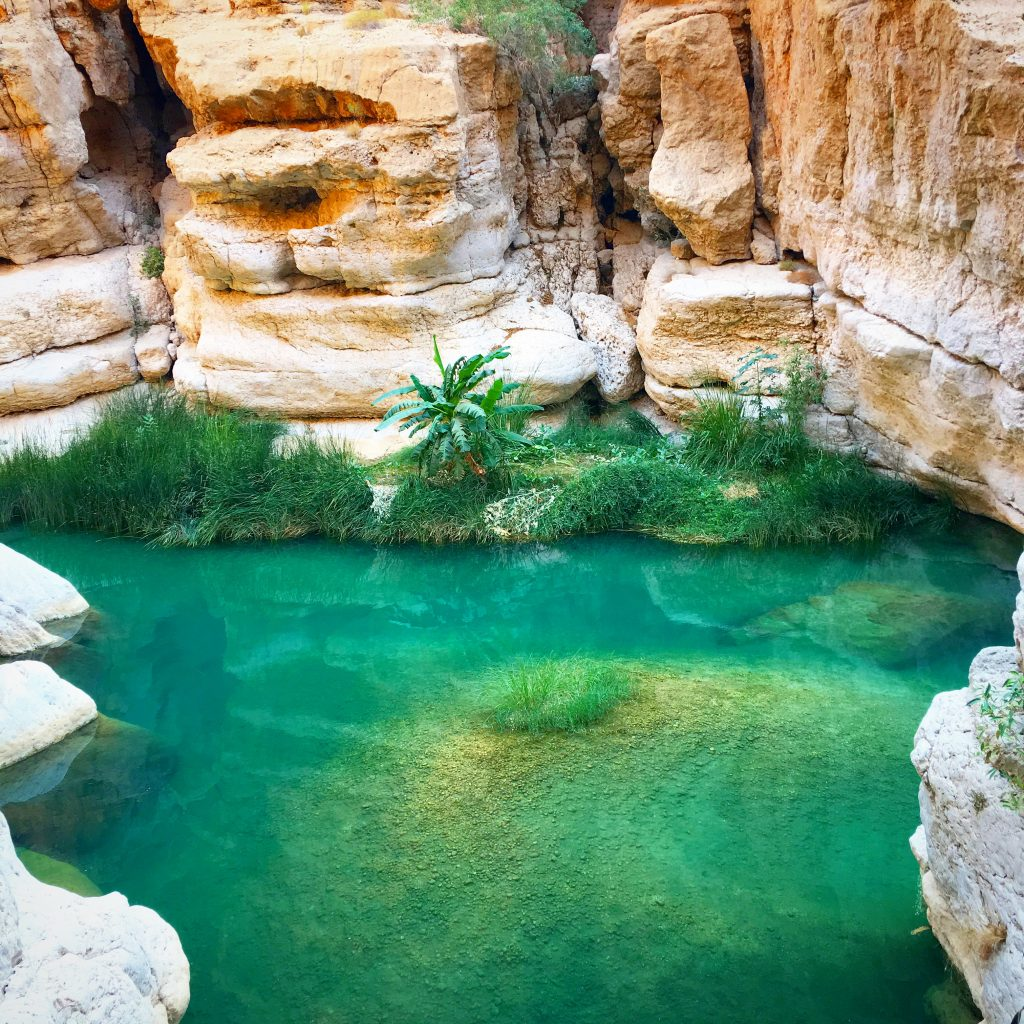 5 Awesome Things to do in Muscat, Oman, Muscat, Azamara, Middle East, Wadi Shab, swimming hole