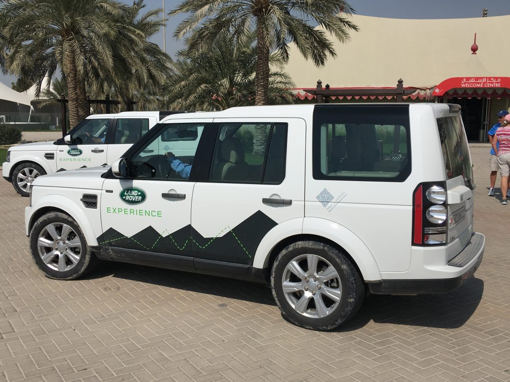 A Day in Bahrain, Bahrain, Manama, Land Rover Experience
