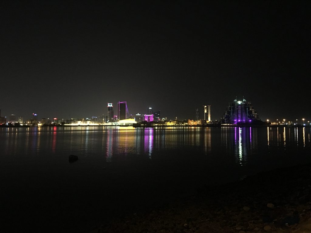 A Day in Bahrain, Bahrain, Manama, night tour