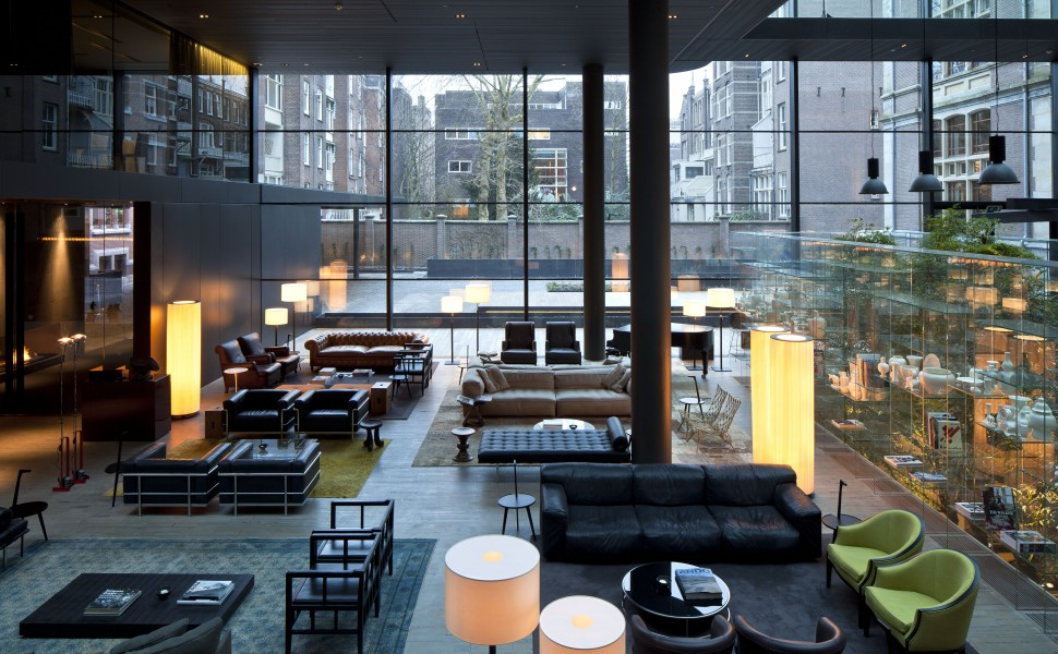 The 30 Best Hotels in the World, The Conservatorium, Amsterdam