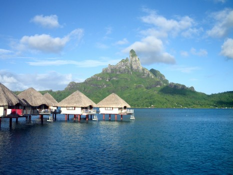 The 30 Best Hotels in the World, Le Meridien Bora Bora