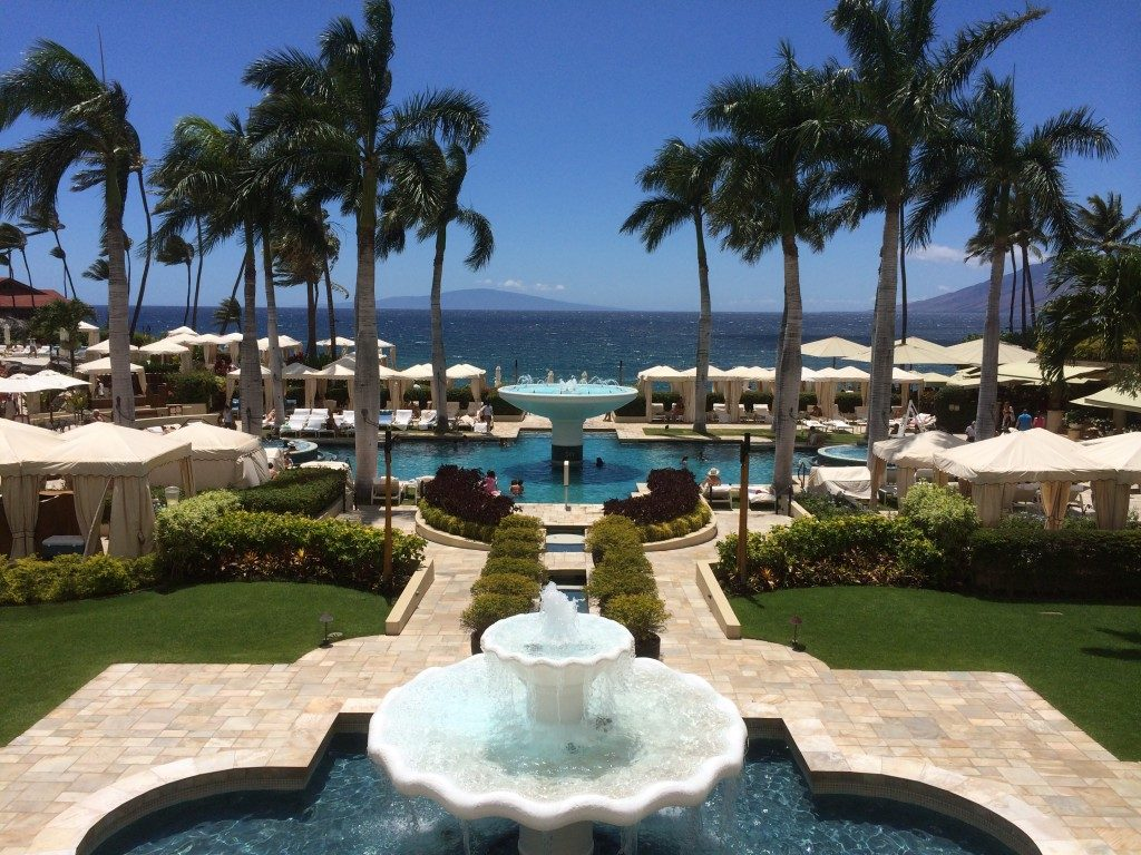 The 30 Best Hotels in the World, Four Seasons Maui, Maui