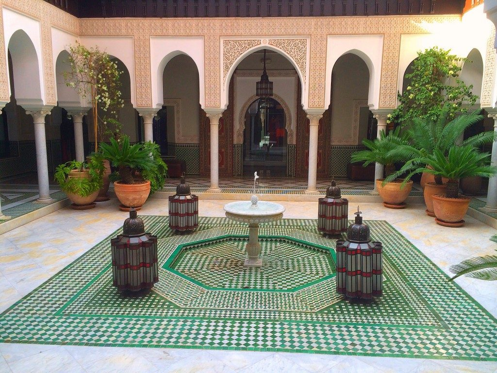 The 30 Best Hotels in the World, La Mamounia, Marrakech, Morocco