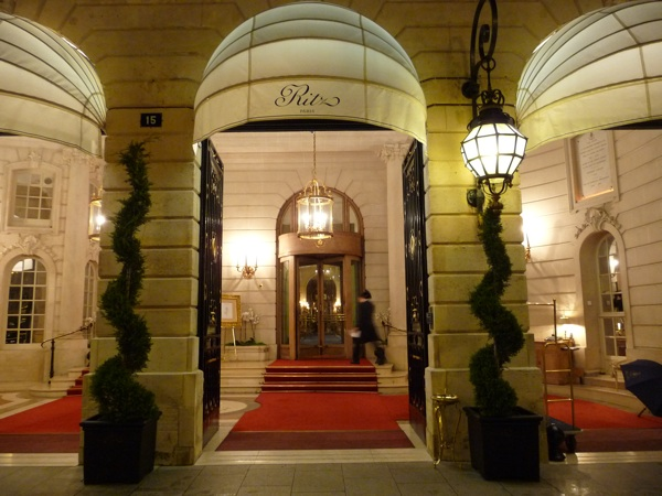 The 30 Best Hotels in the World, Hotel Ritz Paris