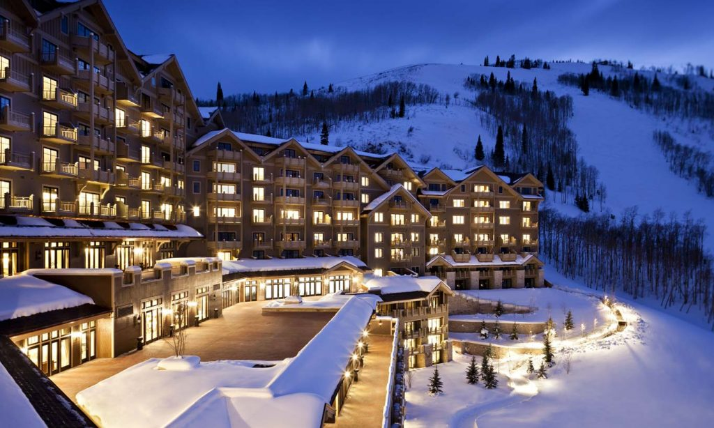 The 30 Best Hotels in the World, Montage Deer Valley