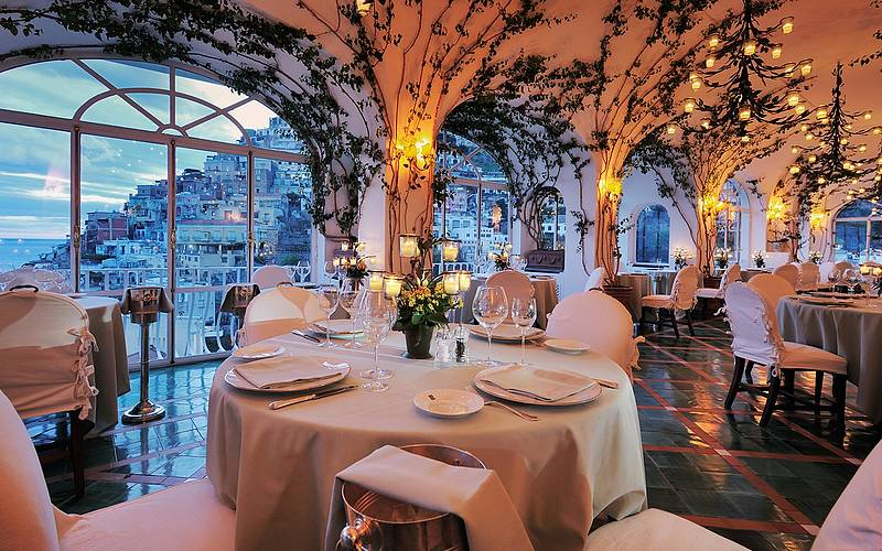 The 30 Best Hotels in the World, Le Sirenuse