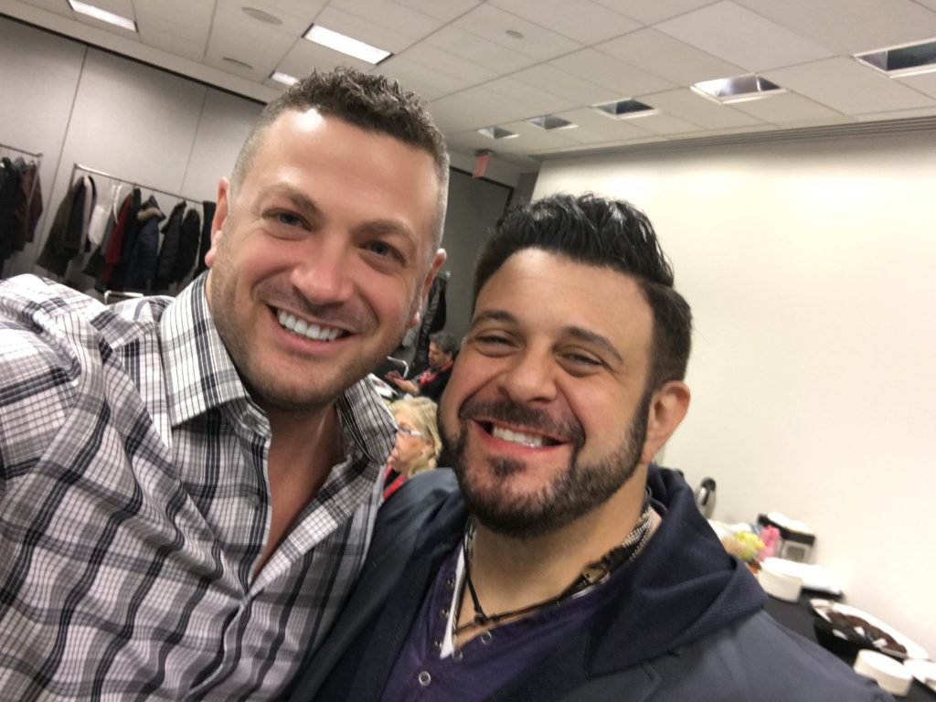 The 2017 New York Times Travel Show, New York, New York Times Travel SHow, Lee Abbamonte, Adam Richman