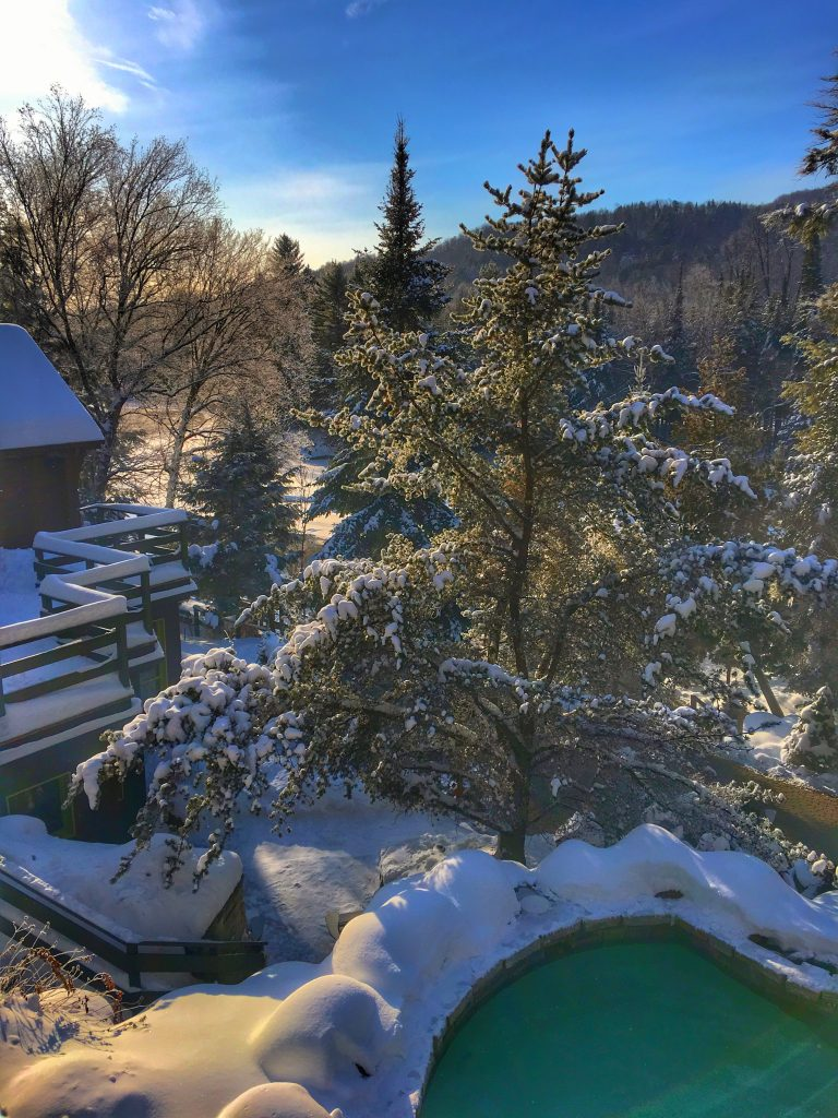 A Perfect Winter Weekend in Mont-Tremblant, Quebec, Mont-Tremblant, Mont Tremblant, Tremblant, Scandinave Spa