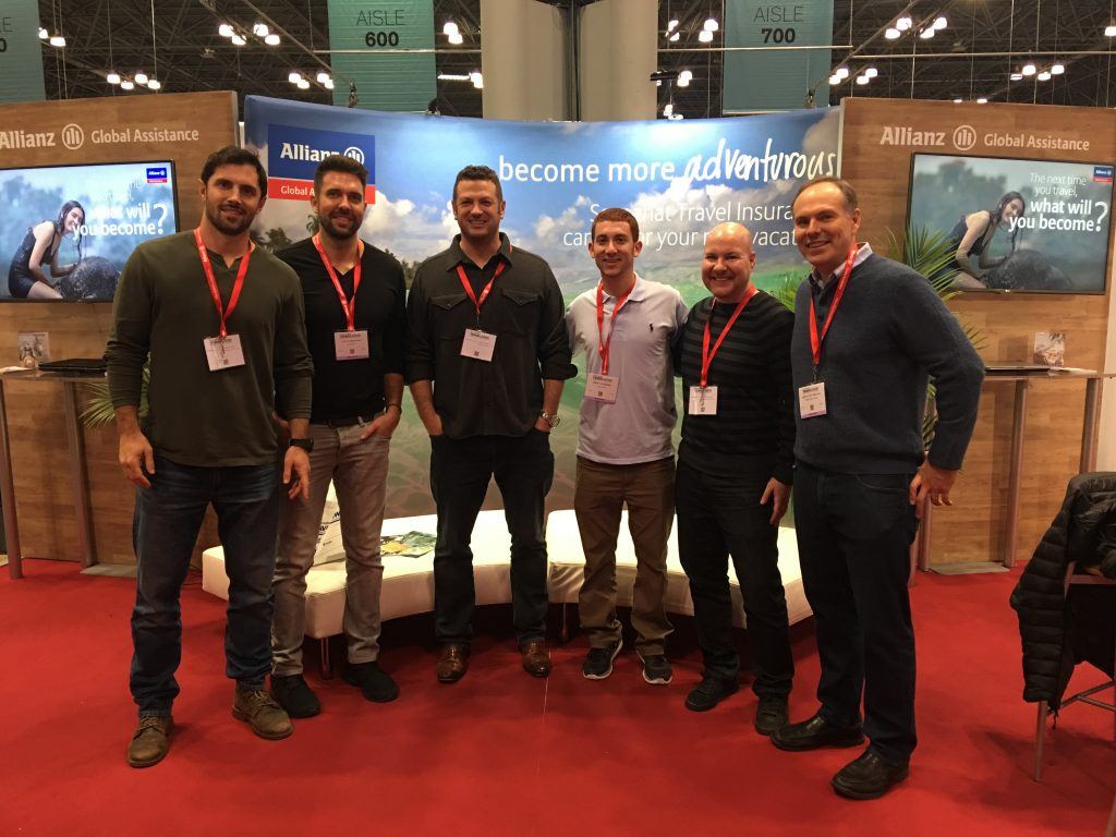 The 2017 New York Times Travel Show, New York, New York Times Travel SHow, travel bloggers
