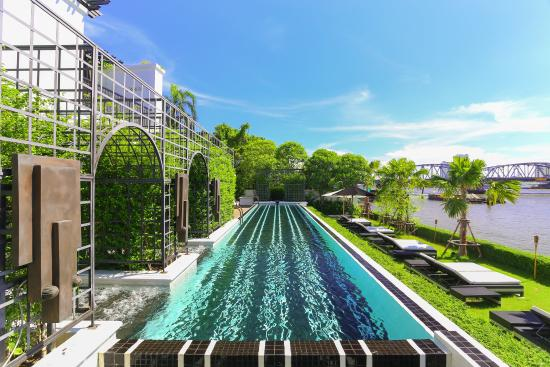 The 30 Best Hotels in the World, The Siam Hotel, pool