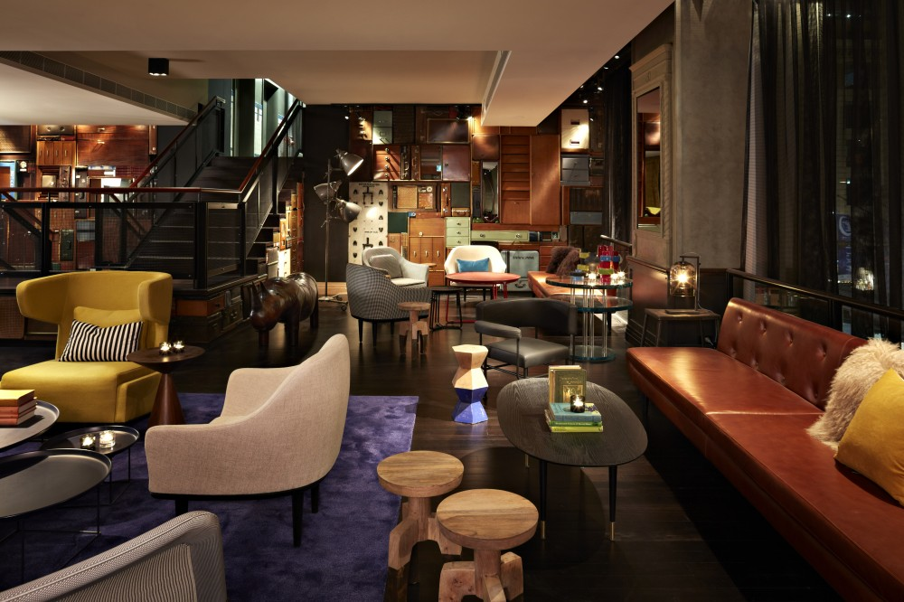The 30 Best Hotels in the World, QT Sydney