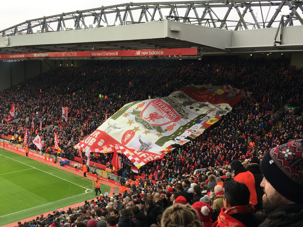How I Spent 3 Days in Liverpool, Liverpool, England, United Kingdon, UK, Britain, Great Britain, Anfield, The Kop