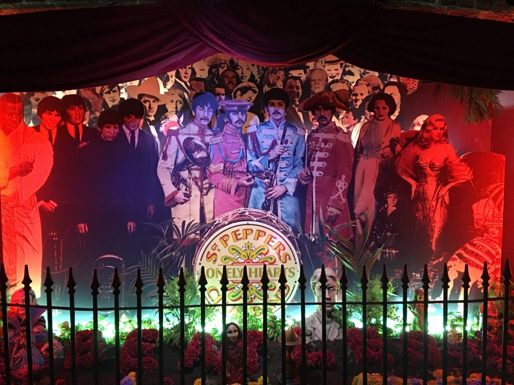 How I Spent 3 Days in Liverpool, Liverpool, England, United Kingdon, UK, Britain, Great Britain, Sgt Peppers