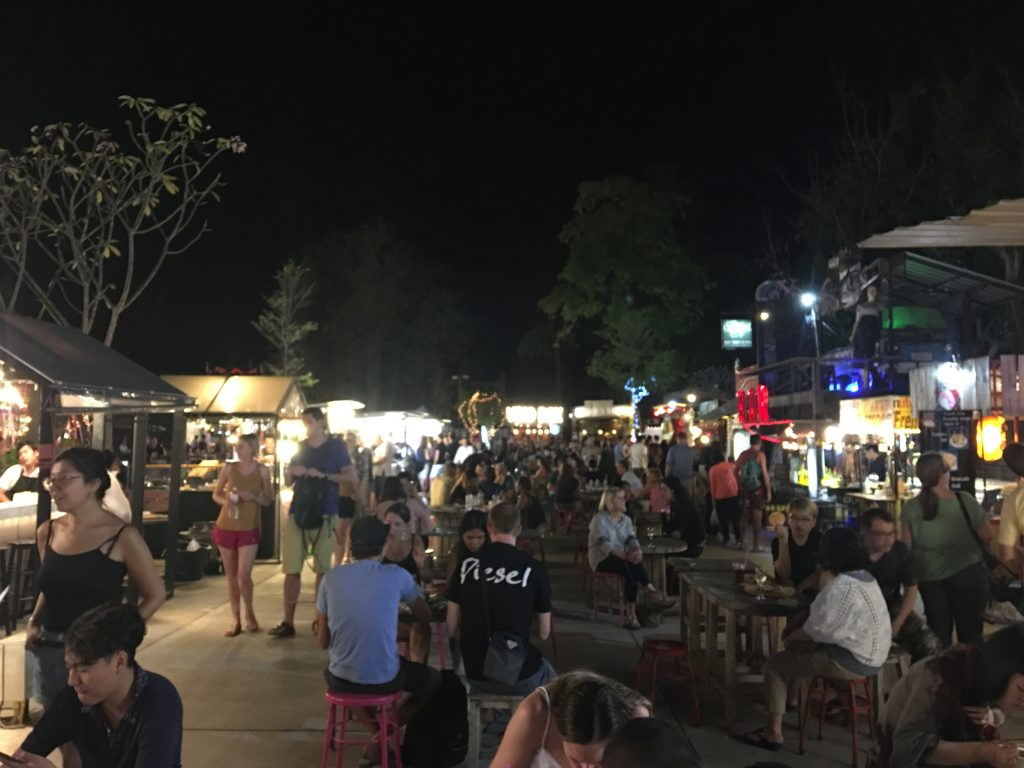 My First Trip to Chiang Mai, Thailand, Chaing Mai, night market