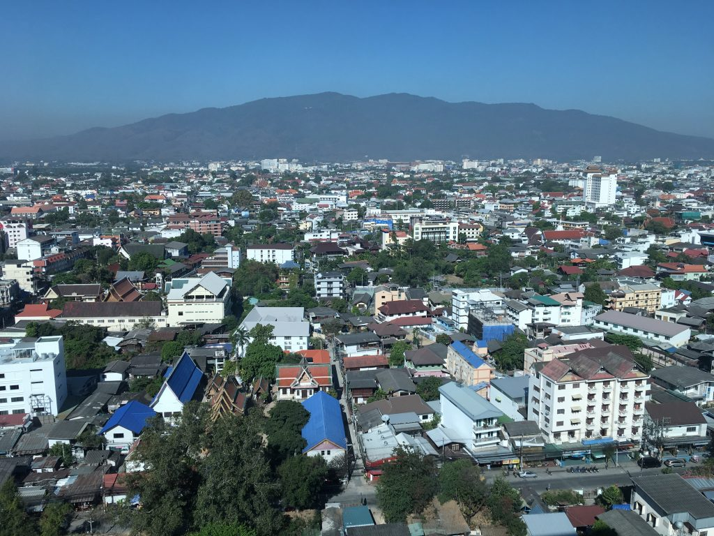 My First Trip to Chiang Mai, Thailand, Chaing Mai, view
