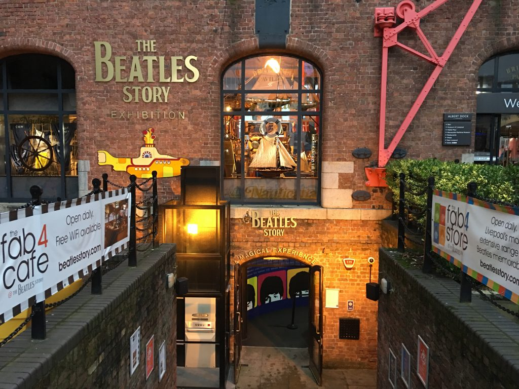 How I Spent 3 Days in Liverpool, Liverpool, England, United Kingdon, UK, Britain, Great Britain, The Beatles Story