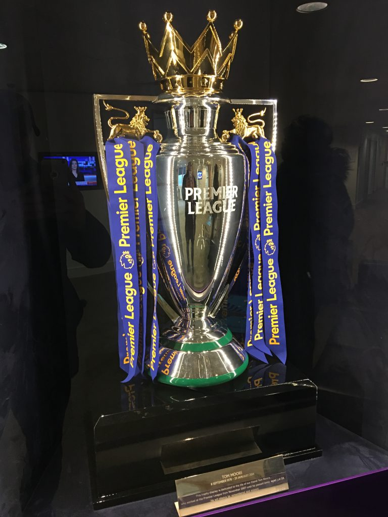 My Perfect trip to London, London, England, UK, United Kingdom, Britain, Great Britain, EPL trophy