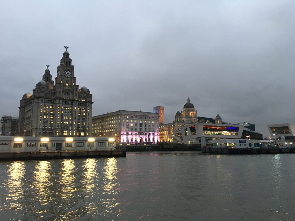 How I Spent 3 Days in Liverpool, Liverpool, England, United Kingdon, UK, Britain, Great Britain, ferry cross the Mersey