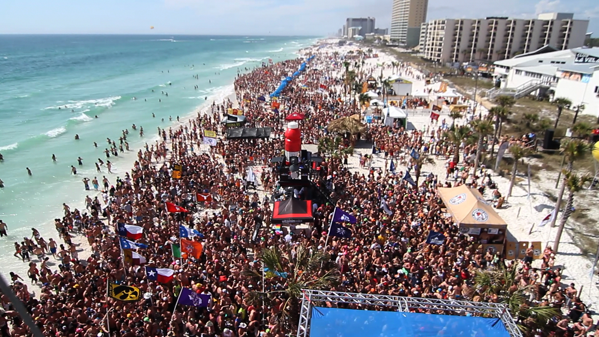 The Most Popular Spring Break Destinations