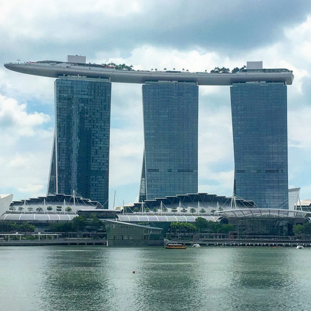 Singapore Has It All, Singapore, Marina Bay Sands