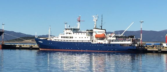 why I chose not to go on my expedition, MV Plancius