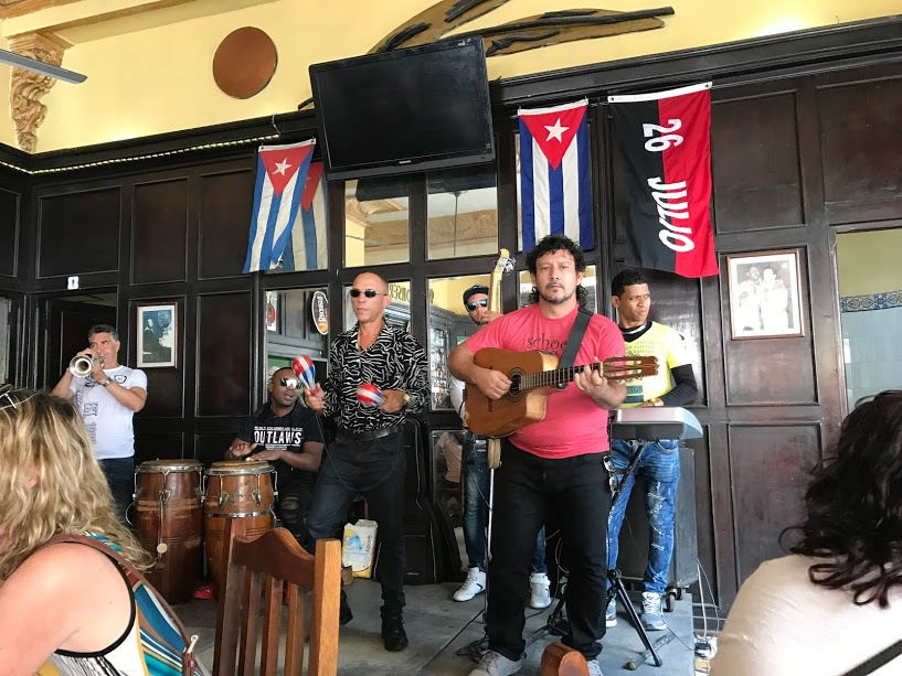 Tips for Female Travelers Heading to Cuba, live music, Havana, Cuba