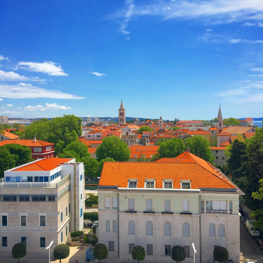 Zadar Croatia Is A Very Pleasant Place To Visit