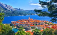 My Day in Korcula, Croatia