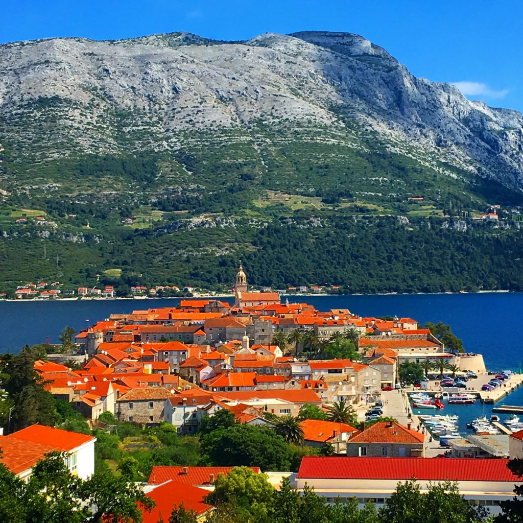 My Day in Korcula, Croatia, Korcula