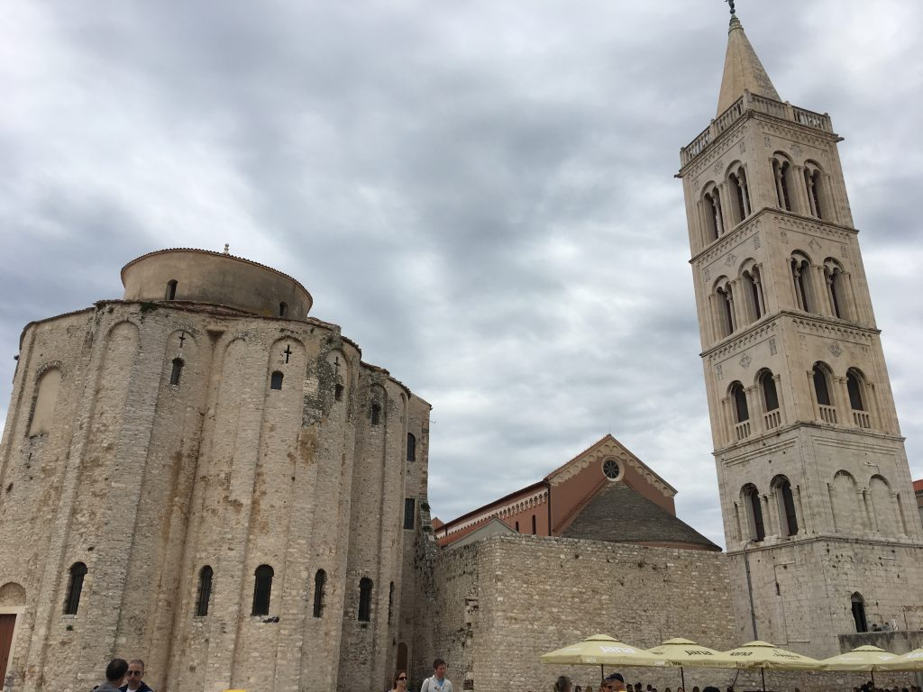 Zadar, Croatia is a Very Pleasant Place to Visit, Croatia, old town
