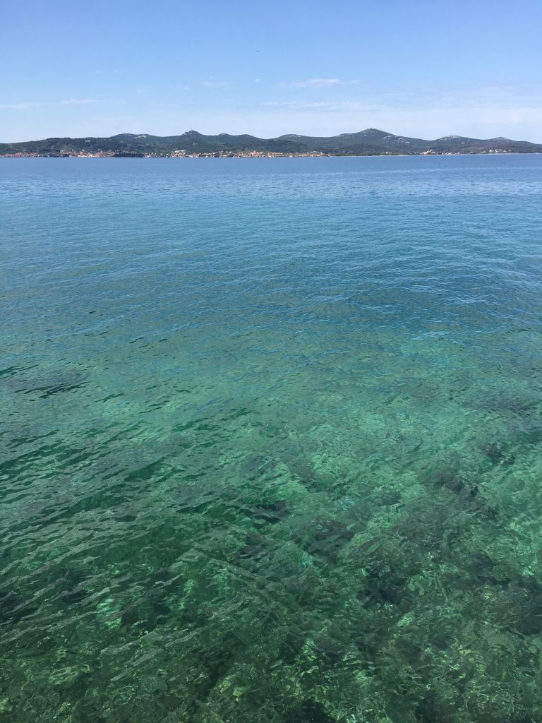 Zadar, Croatia is a Very Pleasant Place to Visit, Croatia, water