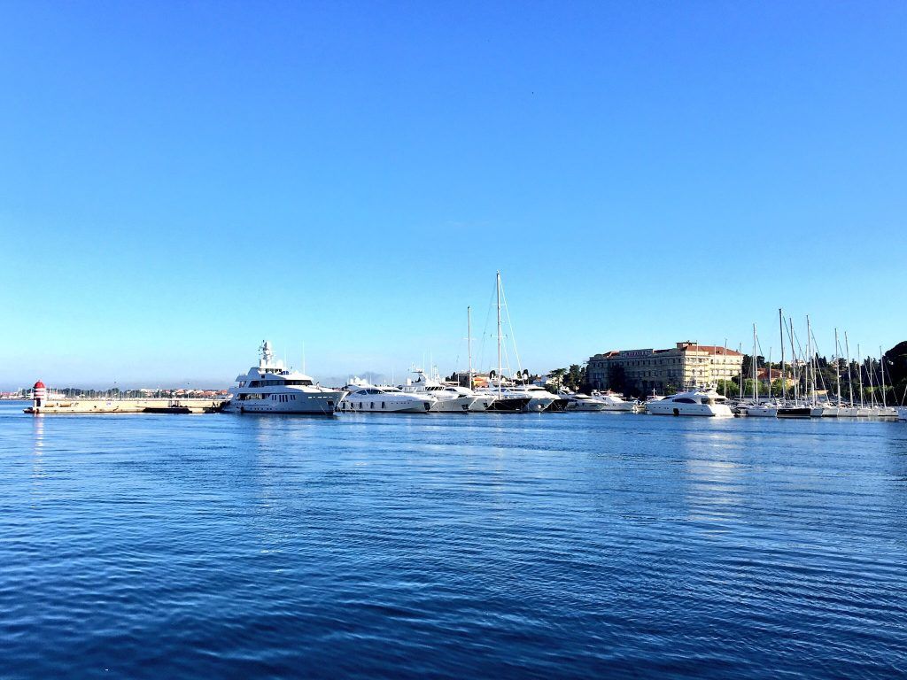 Zadar, Croatia is a Very Pleasant Place to Visit, Croatia, marina, boats