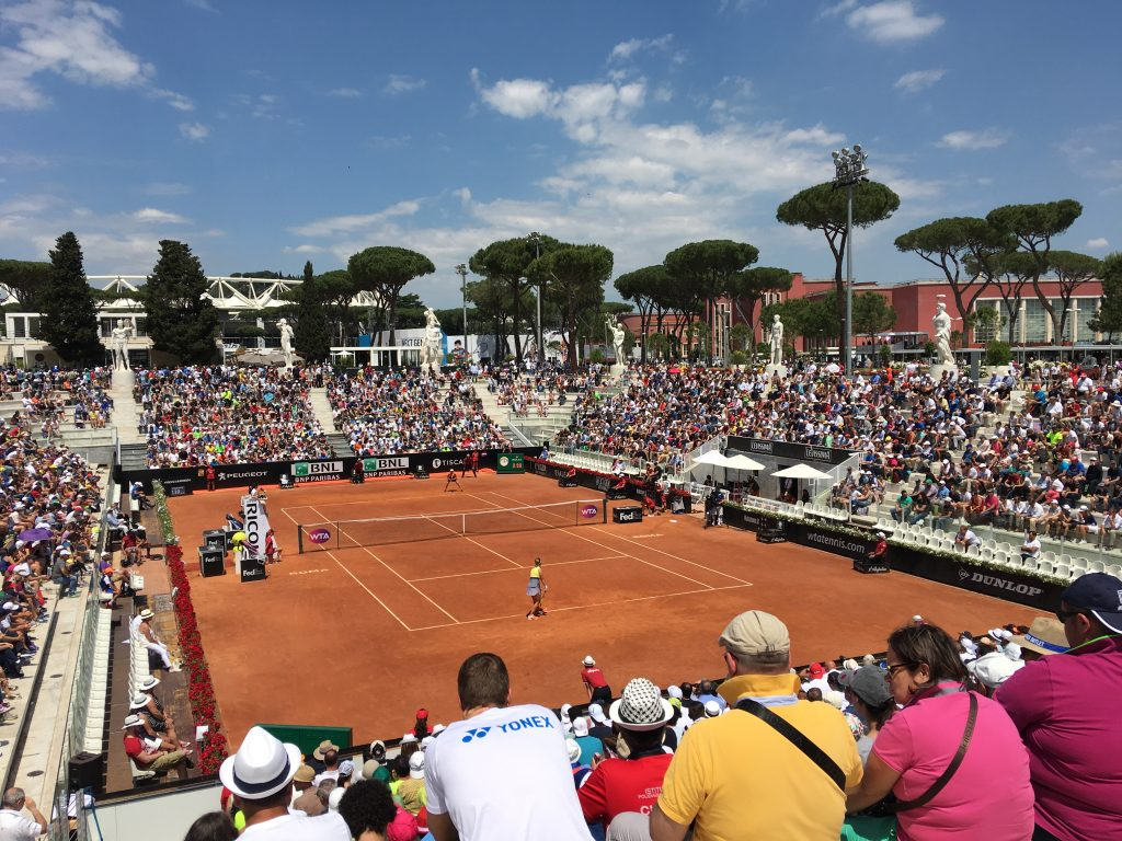My Recent Road Trip in Italy, road trip in Italy, Italy, road trip, Rome, Foro Italico, Italian Open, Rome Masters 1000, tennis