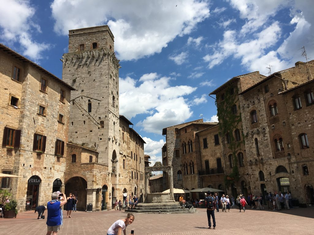 My Recent Road Trip in Italy, road trip in Italy, Italy, road trip, San Gimignano, Tuscany, Toscana