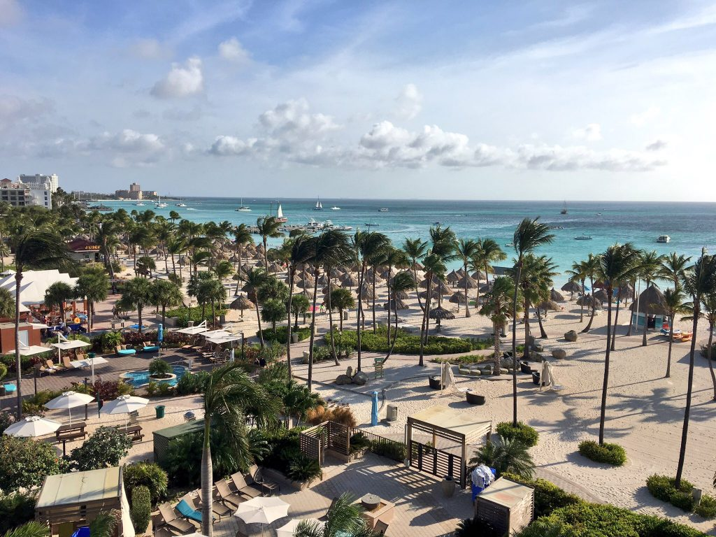 My Fourth Trip to Aruba, Aruba, Aruba Marriott, view