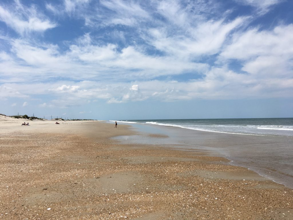 3 Days in the Outer Banks of North Carolina, Outer Banks, OBX, North Carolina, Carolina, Pea Island, Beach