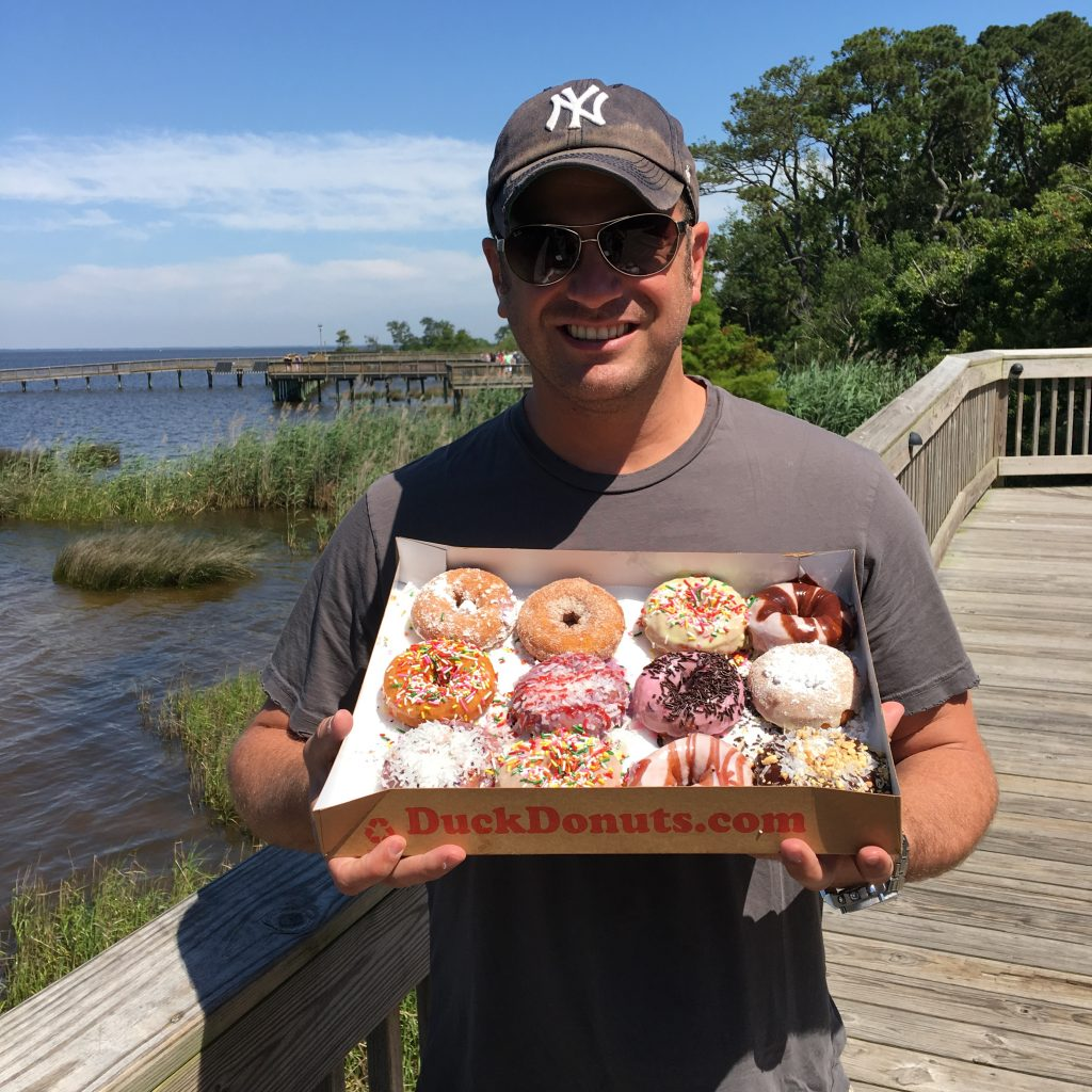 3 Days in the Outer Banks of North Carolina, Outer Banks, OBX, North Carolina, Carolina, Duck, Duck Donuts, Lee Abbamonte