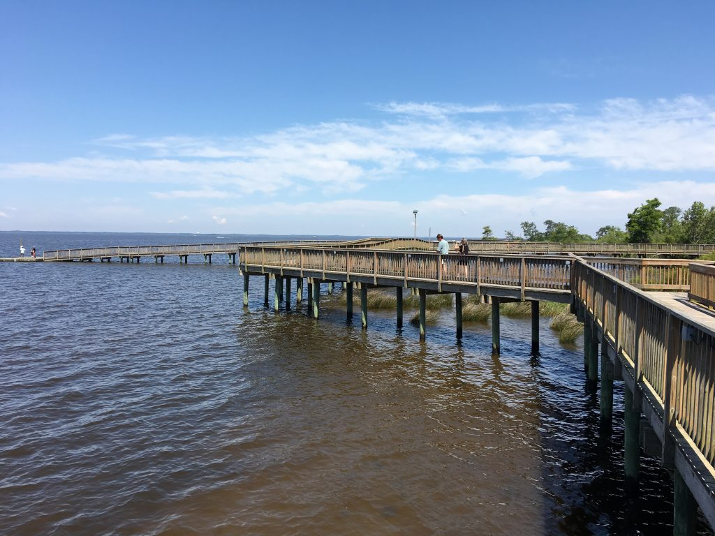 3 Days in the Outer Banks of North Carolina, Outer Banks, OBX, North Carolina, Carolina, Duck, boardwalk