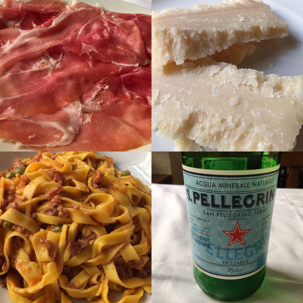 My Recent Road Trip in Italy, road trip in Italy, Italy, road trip, Parma, Trattoria Al Tribunale