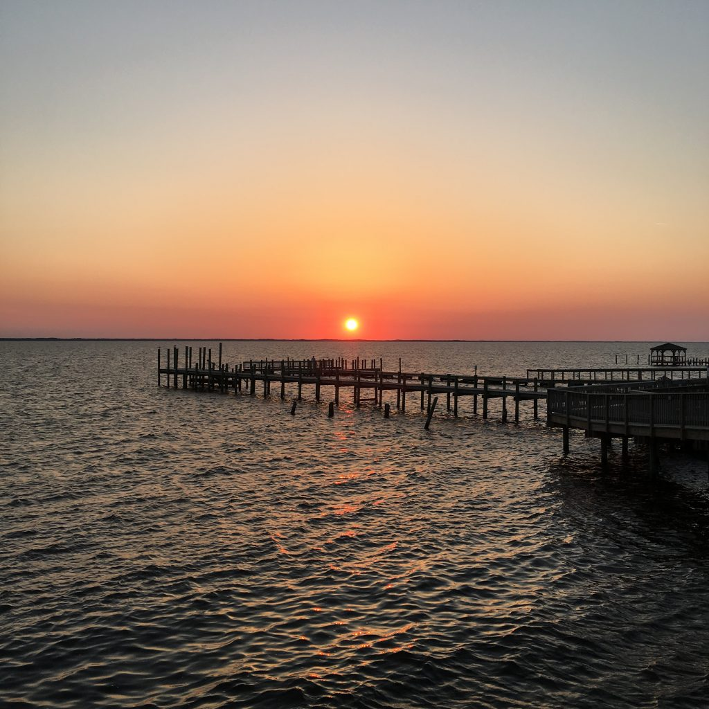 3 Days in the Outer Banks of North Carolina, Outer Banks, OBX, North Carolina, Carolina, Duck, sunset