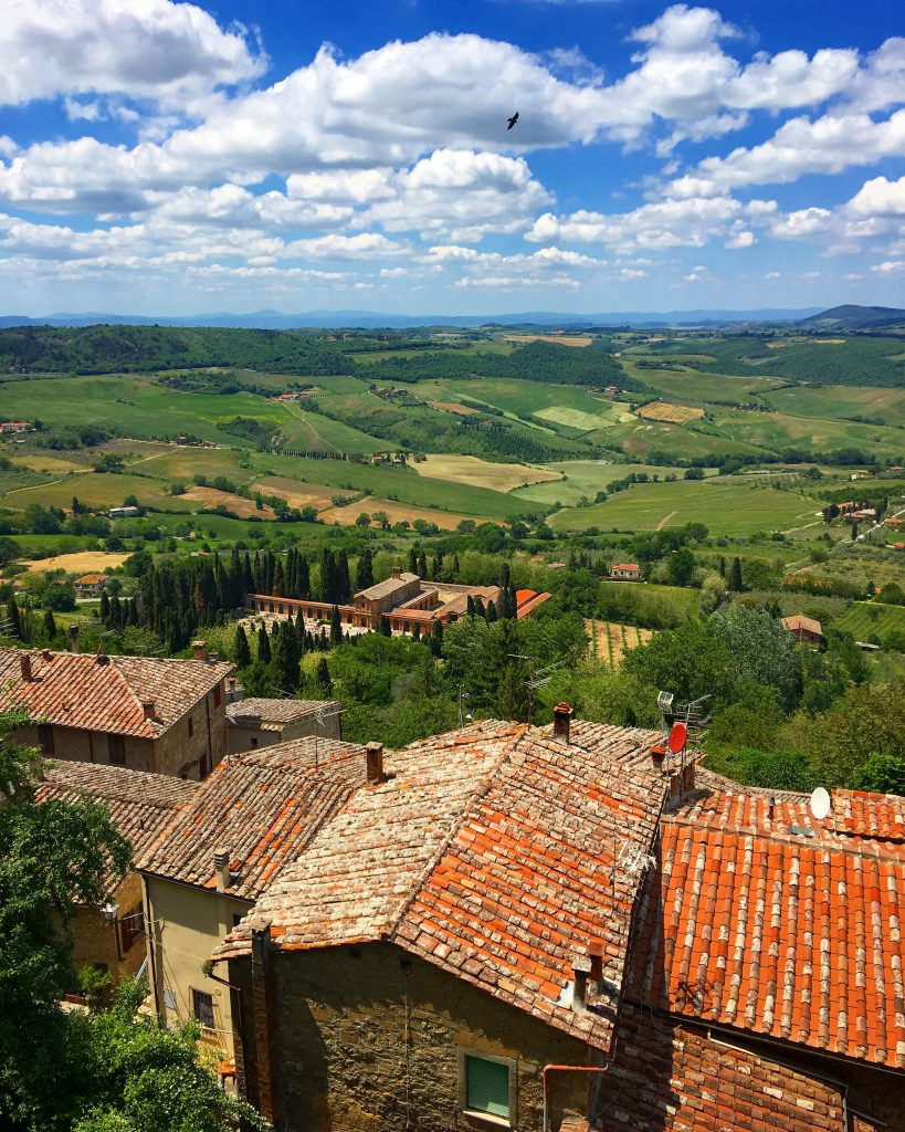 My Recent Road Trip in Italy, road trip in Italy, Italy, road trip, Montepulciano