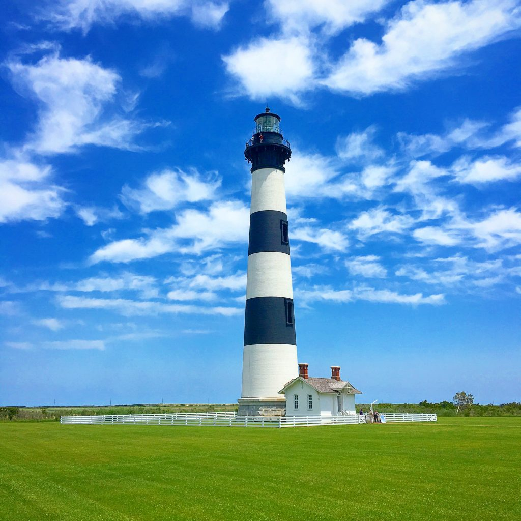 3 Days in the Outer Banks of North Carolina, Outer Banks, OBX, North Carolina, Carolina, Bodie Island Lighthouse