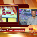 Satellite Media Tour for Allianz Travel Insurance