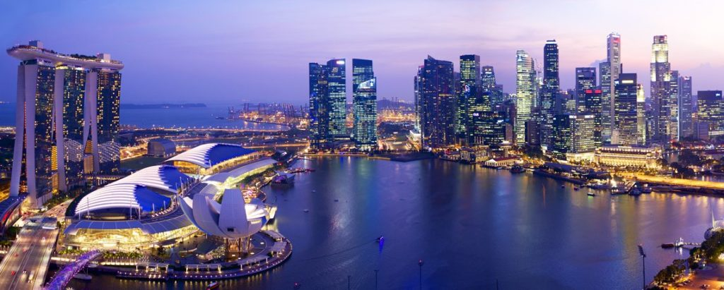 The 30 best cities in the world, Singapore