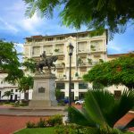 Staying in Casco Viejo, Panama